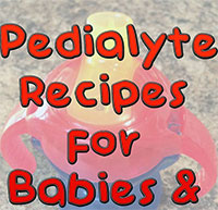 Pedialyte Recipes for Babies and Kids