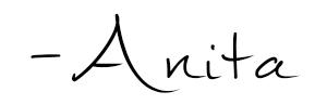 Anitasignature