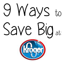 How to Coupon at Kroger