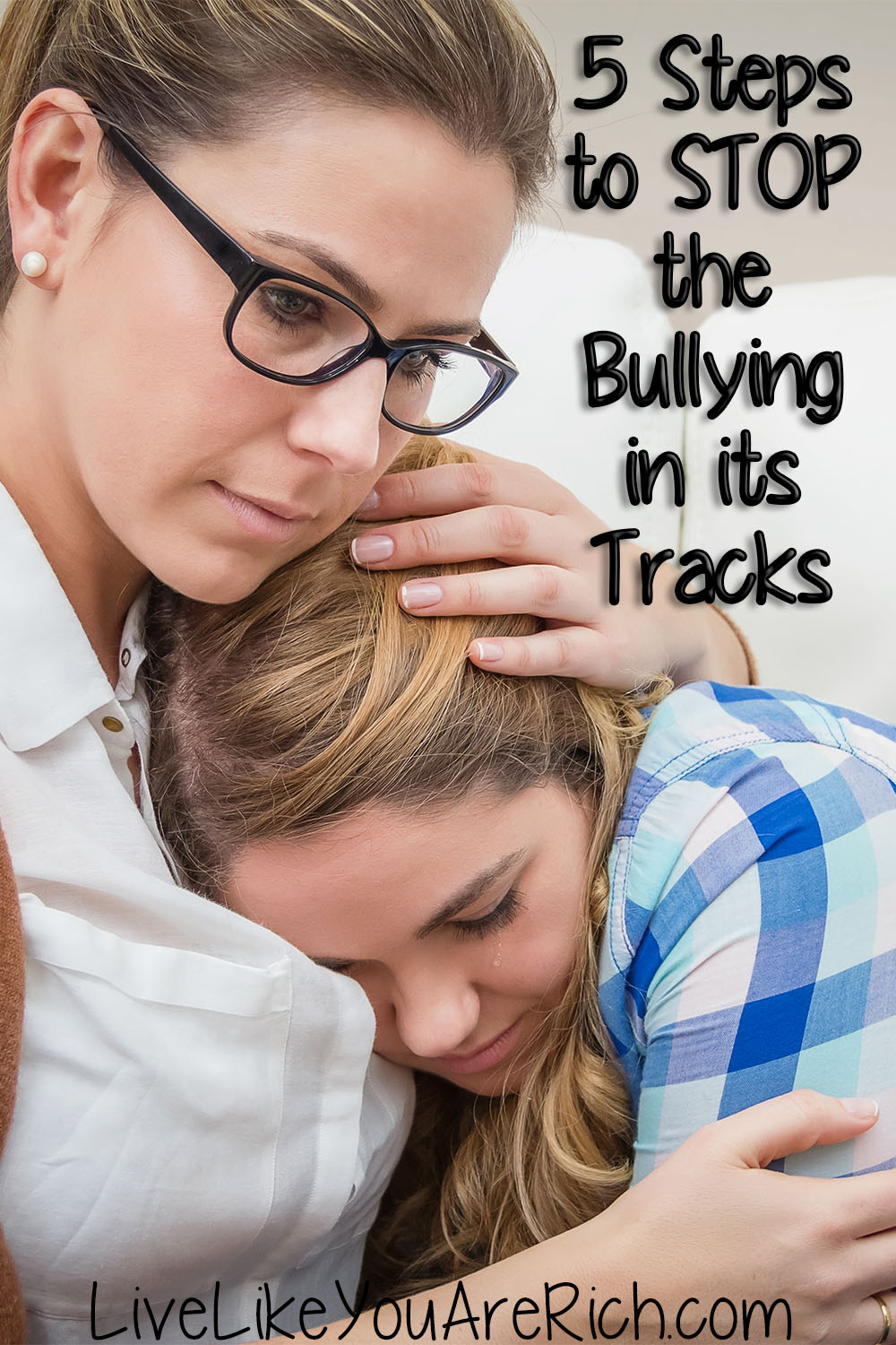 5 Steps to STOP the Bullying in its Tracks