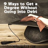 9 Ways to Get a Degree Without Going into Debt