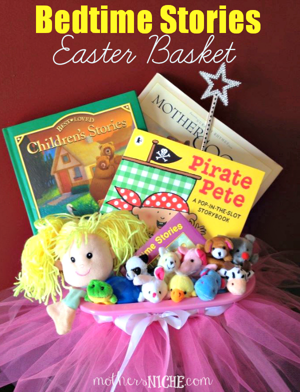 Peter Rabbit Candy-Free Easter Basket