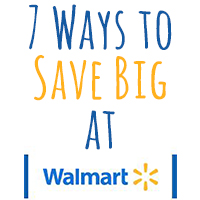 How to Coupon at Walmart