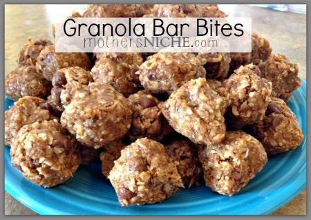 Granola-Bar-Bites