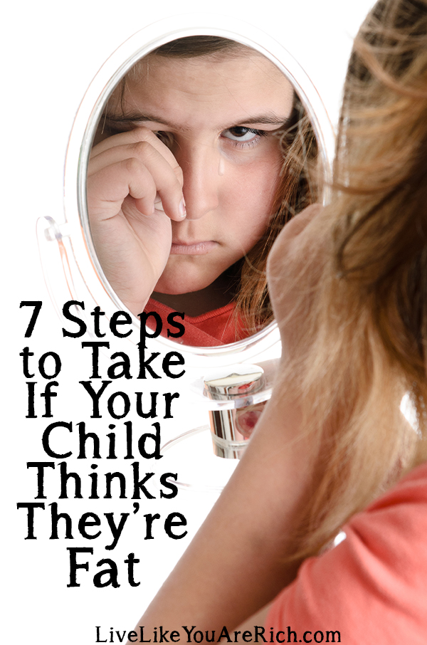 What To Do If Your Child Thinks They're Fat
