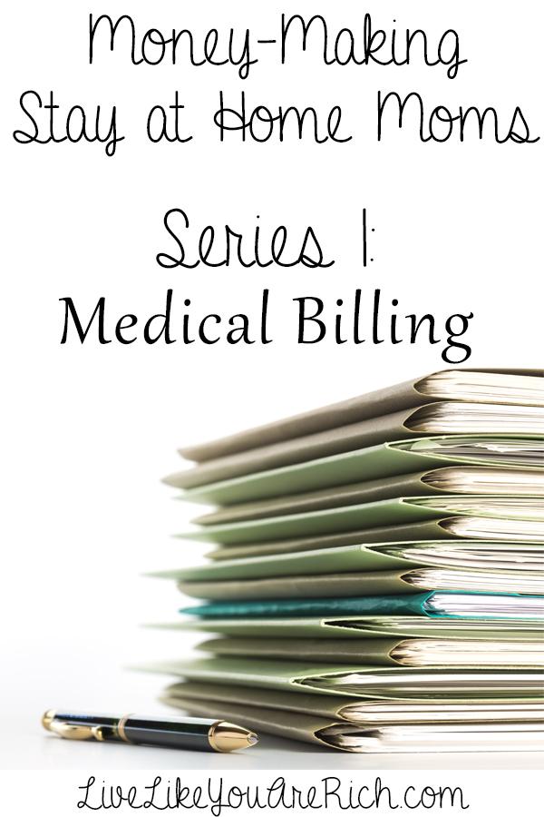 How to Make Money through Medical Billing