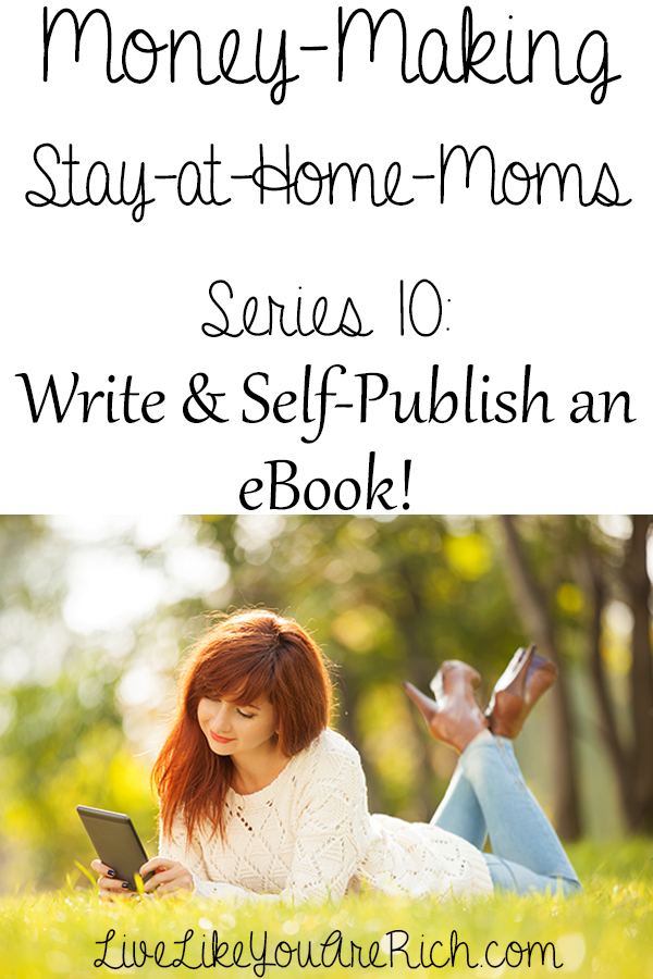 How to Write and Self-Publish an eBook