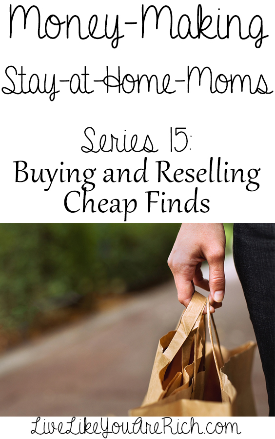 How to Make Money Buying and Reselling Cheap Finds