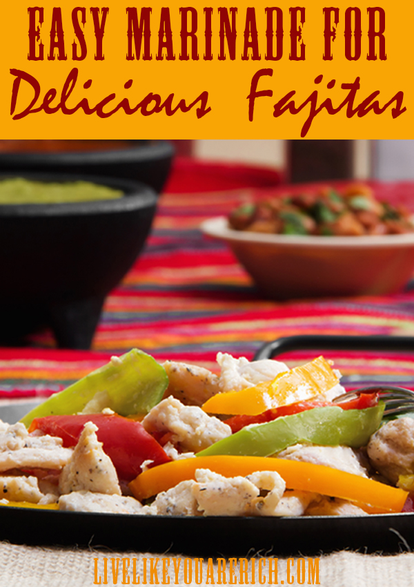 Fajita Seasoning/Marinade Recipe- Amazing...blows the pre-made mixed seasoning away!