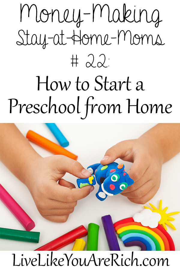 How to Make Money by Starting a Preschool from Home