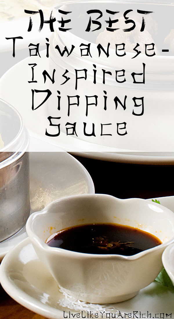 Taiwanese-Inspired Dipping Sauce