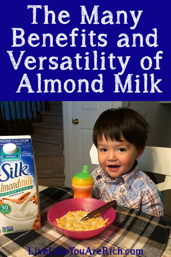 The Many Benefits and Versatility of Almond Milk