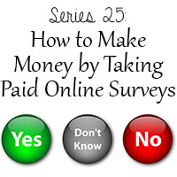 How to Make Money Taking Online Surveys