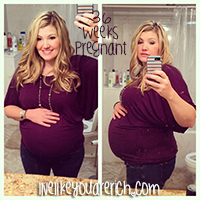 Baby + Blog Update