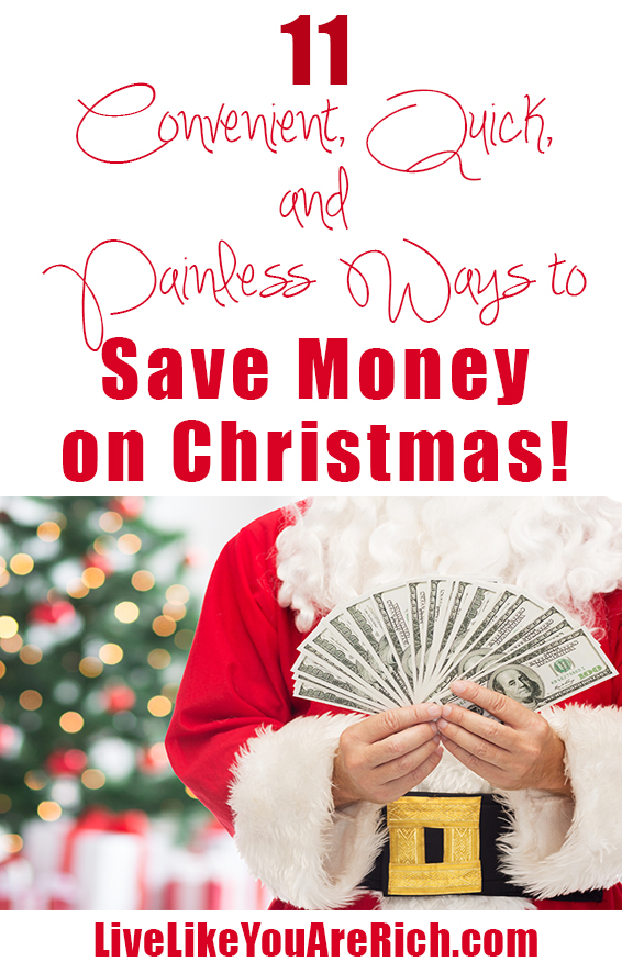 How to Save Money on Christmas Gifts Conveniently