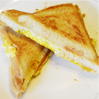 Skinny Egg Salad Sandwich Recipe