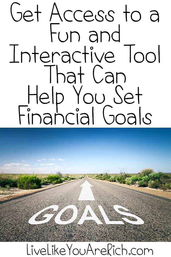Need Help Setting Financial Goals? Don't Miss This...