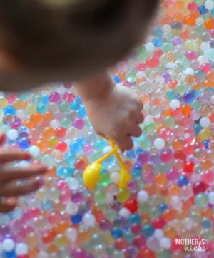 teaching children colors