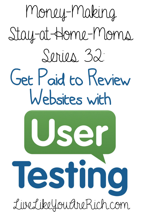 How to Get Paid Reviewing Websites with UserTesting