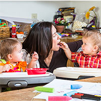How to Increase Efficiency and Decrease Stress While Mothering
