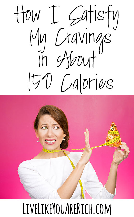 How I Satisfy My Caramel & Cake Cravings in About 150 Calories
