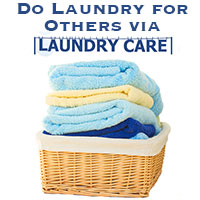 How to Make Money From Home by Doing Laundry for Others via Laundry Care