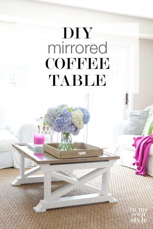 Repurposed-Mirror-and-2-x-4-made-into-a-Coffee-Table