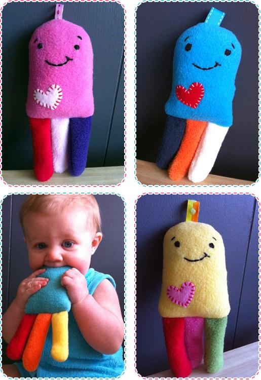 17 Darling, Practical, & Custom Handmade Baby Gifts