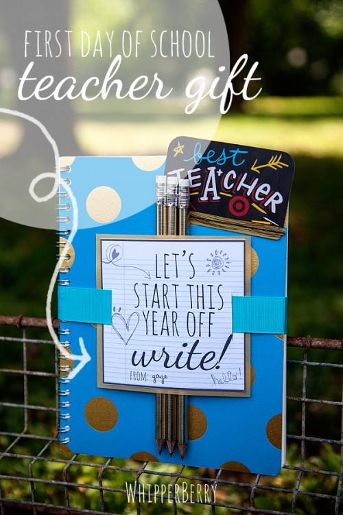 17 Back to School Teacher Gift Ideas