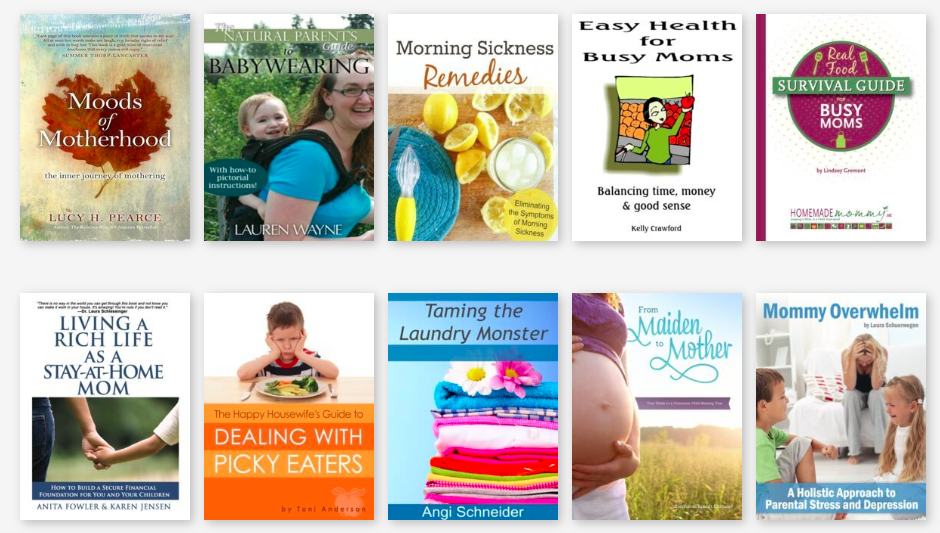 Motherhood eBook Bundle
