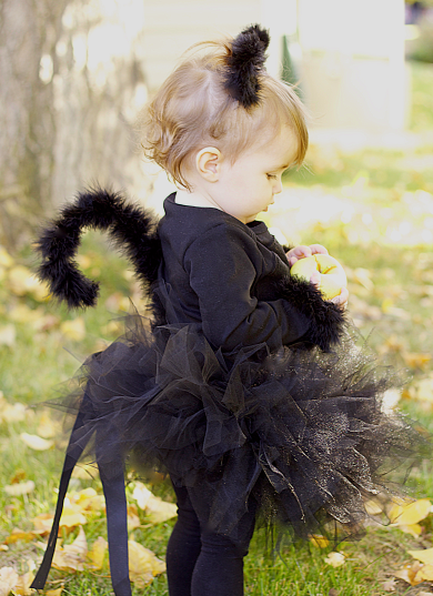 19 Darling Homemade Baby/Toddler Halloween Costumes