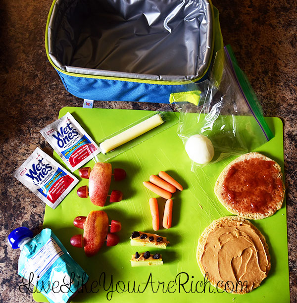Fun and Creative Ways to Make Lunch Boxes Exciting