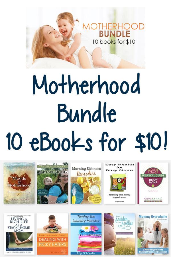 Motherhood eBook Bundle