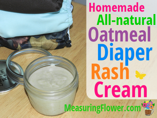 11 Homemade Diaper Rash Cream Recipes