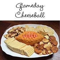 Game Day Cheeseball