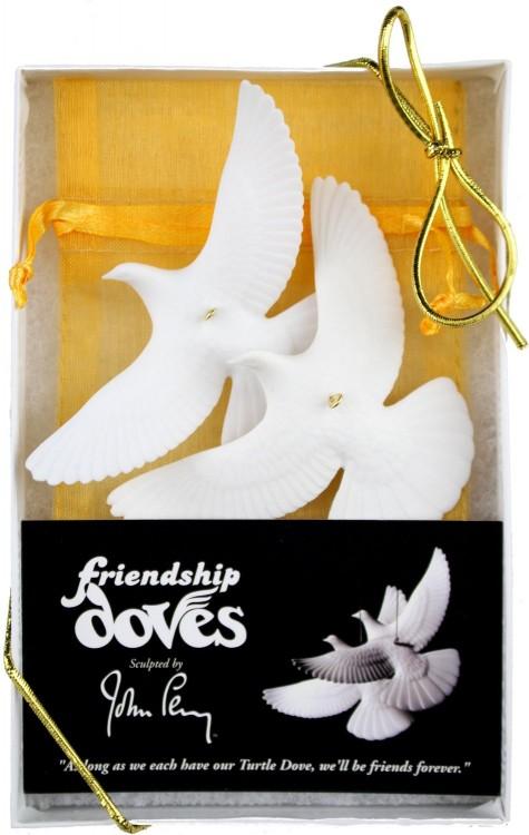 2 turtle dove ornament home alone