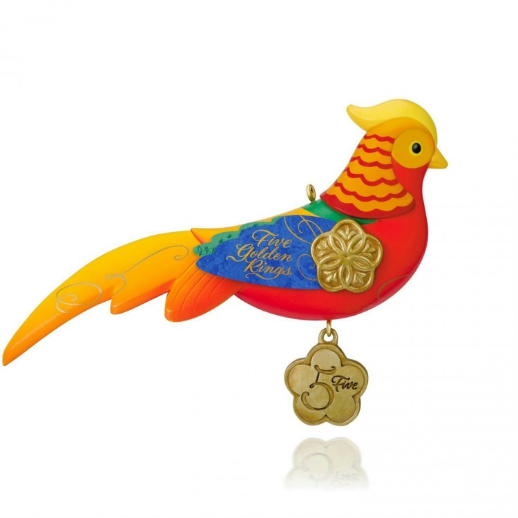 Pheasant Ornament