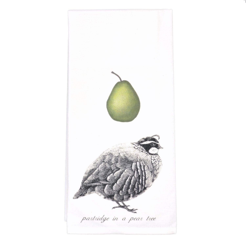 pear towel