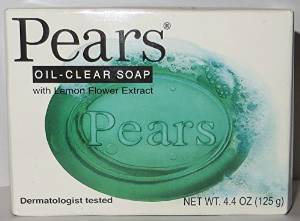 pearoilclearsoap
