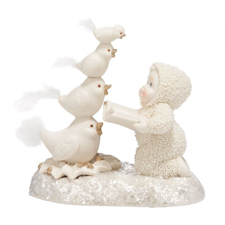 snowbies figurine