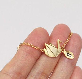 swan bracelet