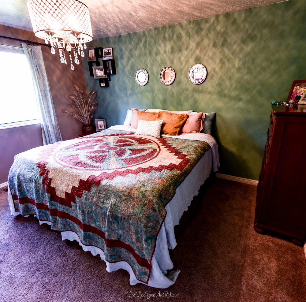 How to Save Money on Renovating and Decorating a Master Bedroom