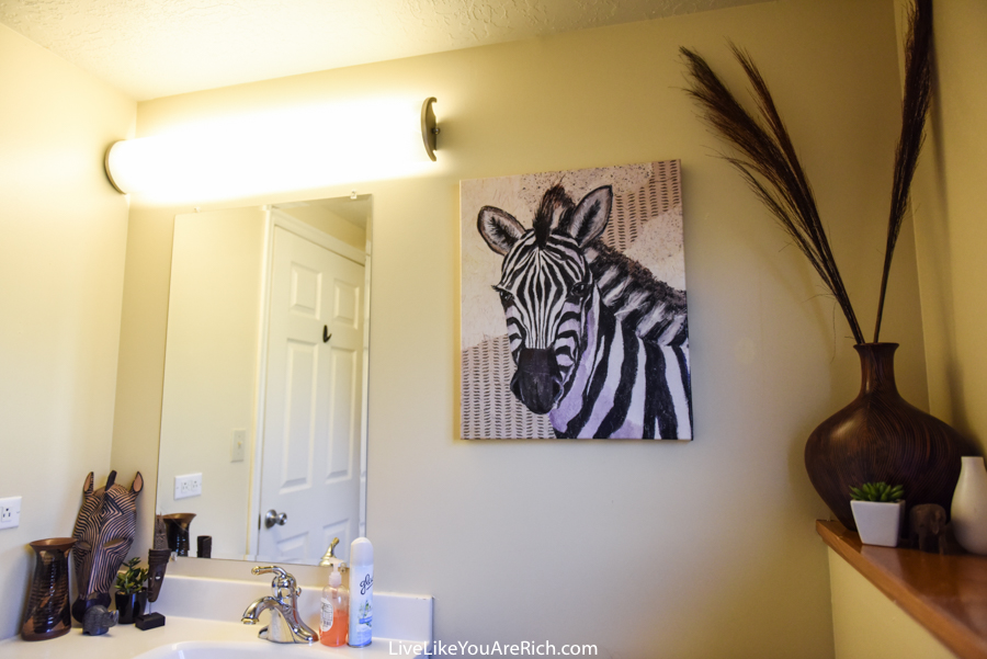 bathroomdecorzebra