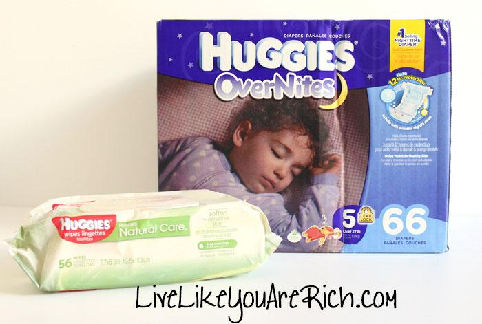 Huggieswipes