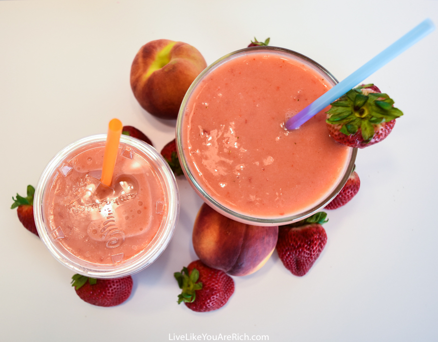 Caribbean Passion Smoothie—Jamba Juice Copycat Recipe