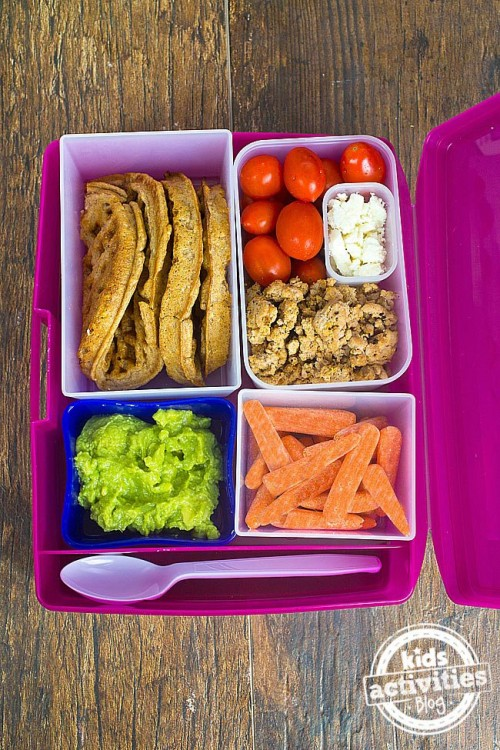 Back-to-School Lunch, Gift, and Transitioning Tips