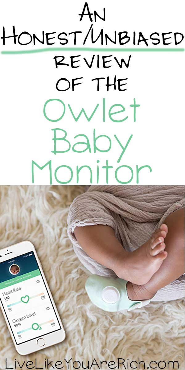 An Honest Review of the Owlet Baby Monitor