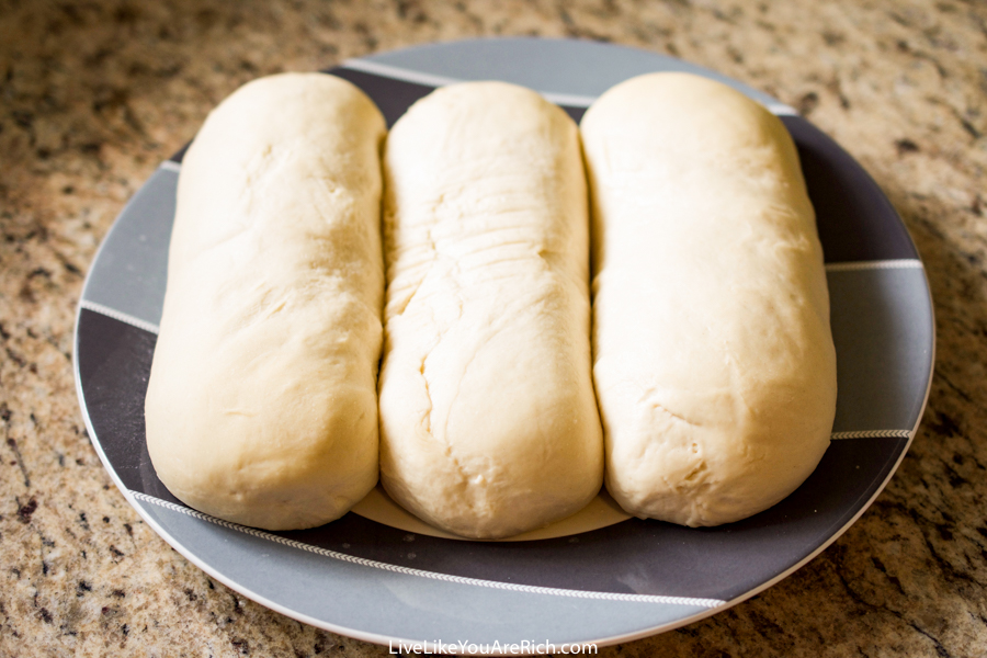 How to Make Breadsticks out of Frozen Bread Dough