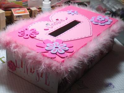 Lindsie's Valentine Box