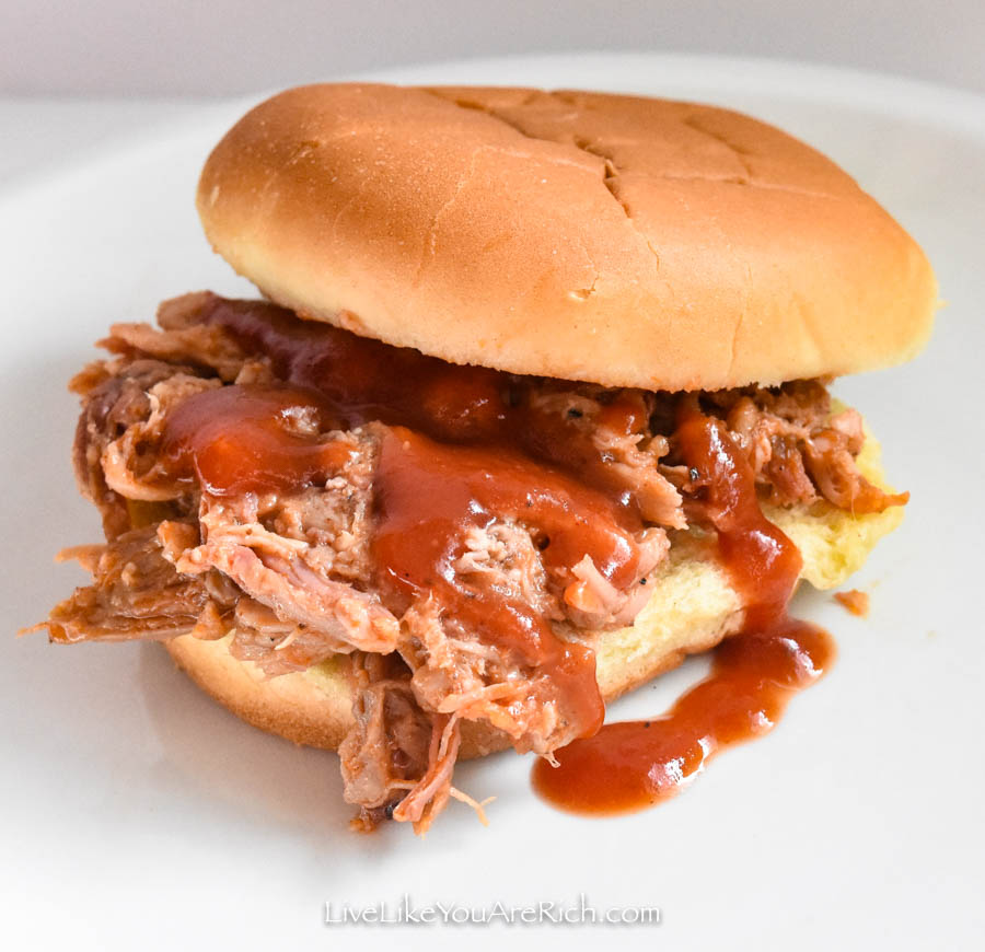 Fall-Apart Tender Pulled Pork